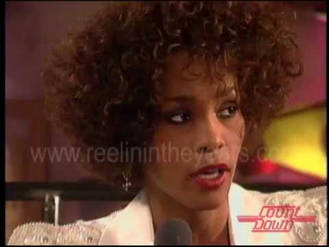 "Whitney Houston- Interview, Auction & ""I'm Your Baby Tonight"" on Countdown 1990"