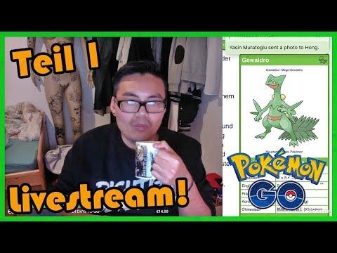 Schauen wir uns nochmal alle GEN 3 Pokemon an bevor Gen 3 jetzt kommt! Livestream!