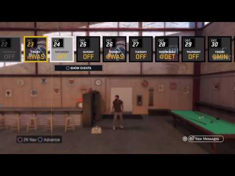 NBA 2K17 How To Simulate My Career  Without Missing VC Events
