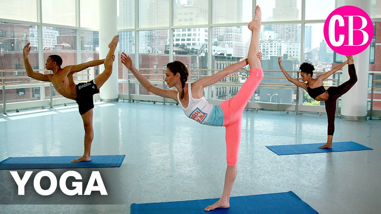 Strength Yoga Poses for Dancers