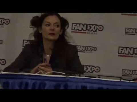 Michelle Gomez was the best part of  Expo 2016!