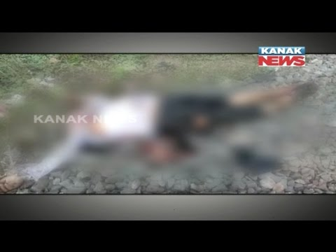 Station Manager Crushed Under Goods Train In Dhenkanal