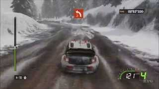 WRC 5 FIA World Rally Championship - Rally Sweden - Gameplay Compilation (PC HD) [1080p60FPS]