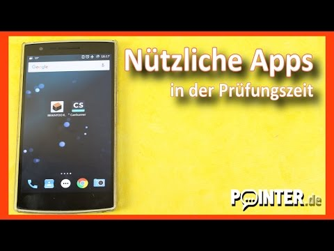 Patrick vloggt - Nützliche Apps in der Prüfungszeit
