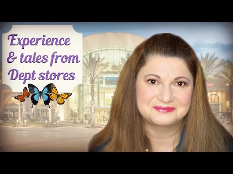 Tales from my time in retail and department stores