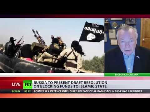 'Turkish government to blame for terrorist funding' – retired US Army Major General