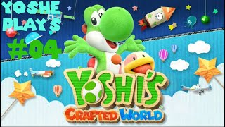 Yoshi crafted world Episode 04- A Yoshe best friend