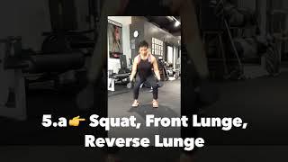 Mah-Ann's Pro Fitness Segment 5