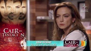 Caer en tentación | Avance 18 septiembre  | Hoy - Televisa