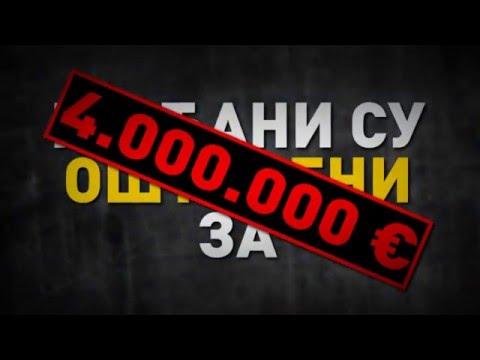 Kako je Demokratska stranka pljačkala građane Vojvodine