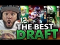 MY BEST DRAFT!! - MADDEN 17 DRAFT CHAMPIONS