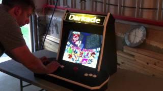 Darkade - Mame/nintendo Arcade Cabinet