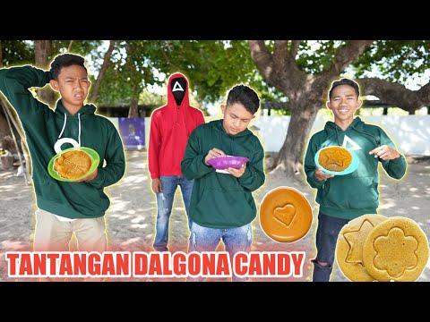 Download DITANTANG CHALLENGE DALGONA CANDY SQUID GAME, SIAPA YANG MENANG?   Mikael Family