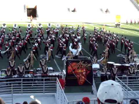 Canyon High School Marching Band 2010