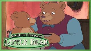 Little Bear | Little Bear Talks To Himself / Who Do I Look Like / Mister Nobody - Ep. 58