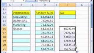 [6.79 MB] Excel Name Trick #9: Create Name Formulas