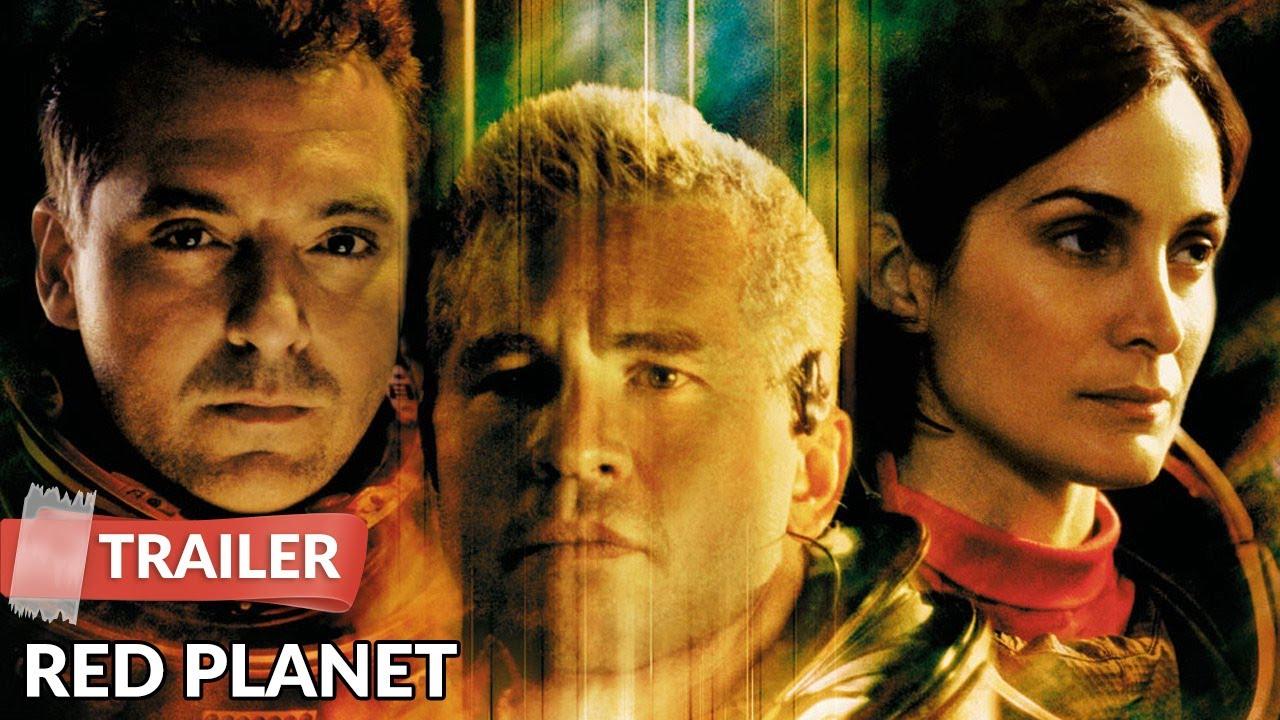 Red Planet Trailer Deutsch