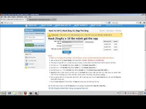 Hack Xu Hàng Rong   Hack Tiền Đô Hàng Rong   Hack Hàng Rong 2013