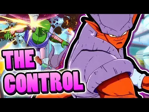 JANEMBA NEUTRAL IS OP! | Dragonball FighterZ Ranked Matches
