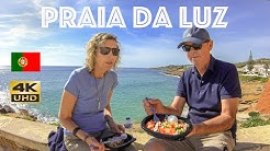 PRAIA DA LUZ PORTUGAL 2020 - Walking Tour Of Luz The Algarve