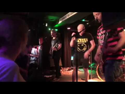 Spit (NL)   Live at the Waterhole Amsterdam  22/07/17