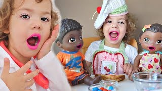 🤢Baby Alive's Emergency Call for Dr. Emma‼️👩‍⚕️