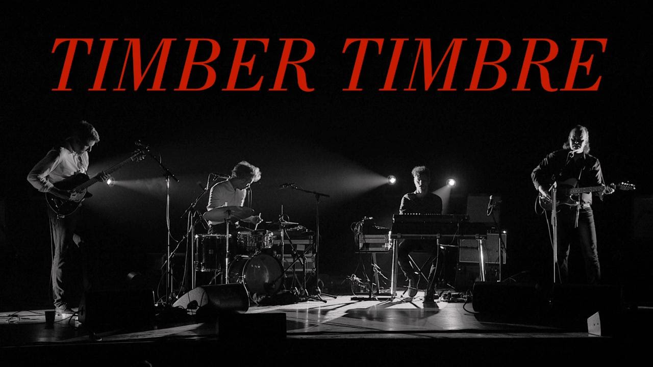 Review Timber Timbre Brought Their Cinematic Doom Rock To A Sold
