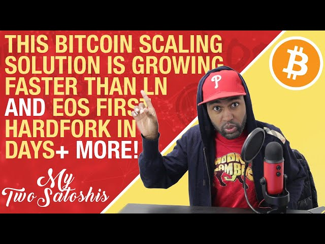WBTC Is Growing Faster Than Lightning Network | EOS's First Hard Fork in 9 Days & More - Crypto News