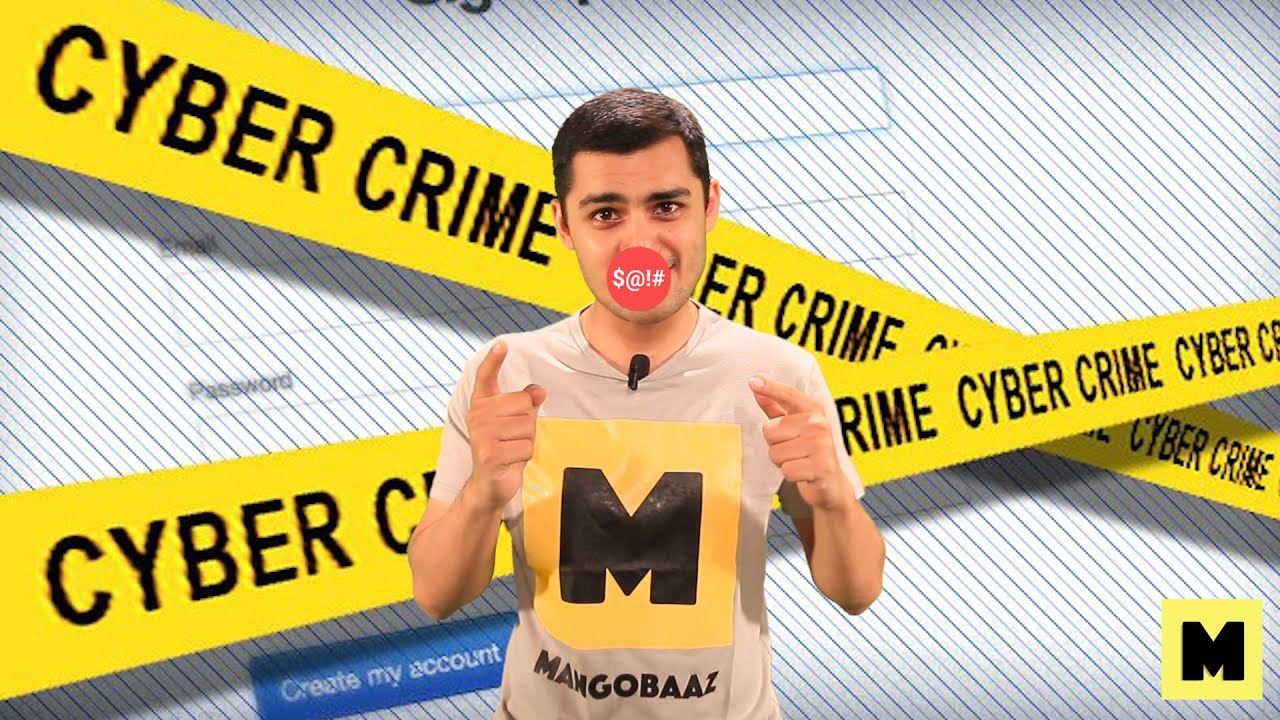 Cyber Crime in Pakistan | MangoBaaz
