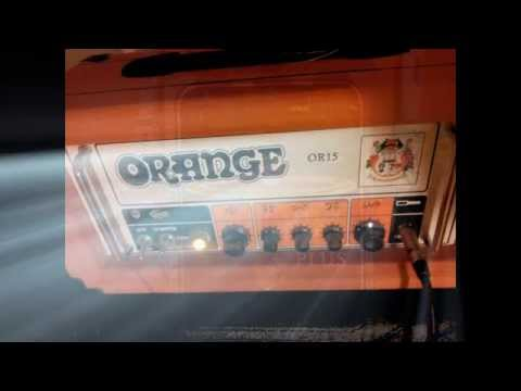 Drop A Drone improvisation Orange Or 15/EHX Holy Grail Plus