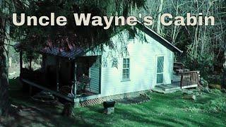 uncle wayne's cabin