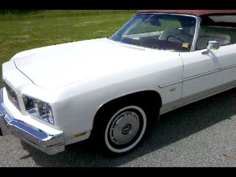 1975 Chevy Caprice Convertible, car in excellent condition, call  989-295-5955
