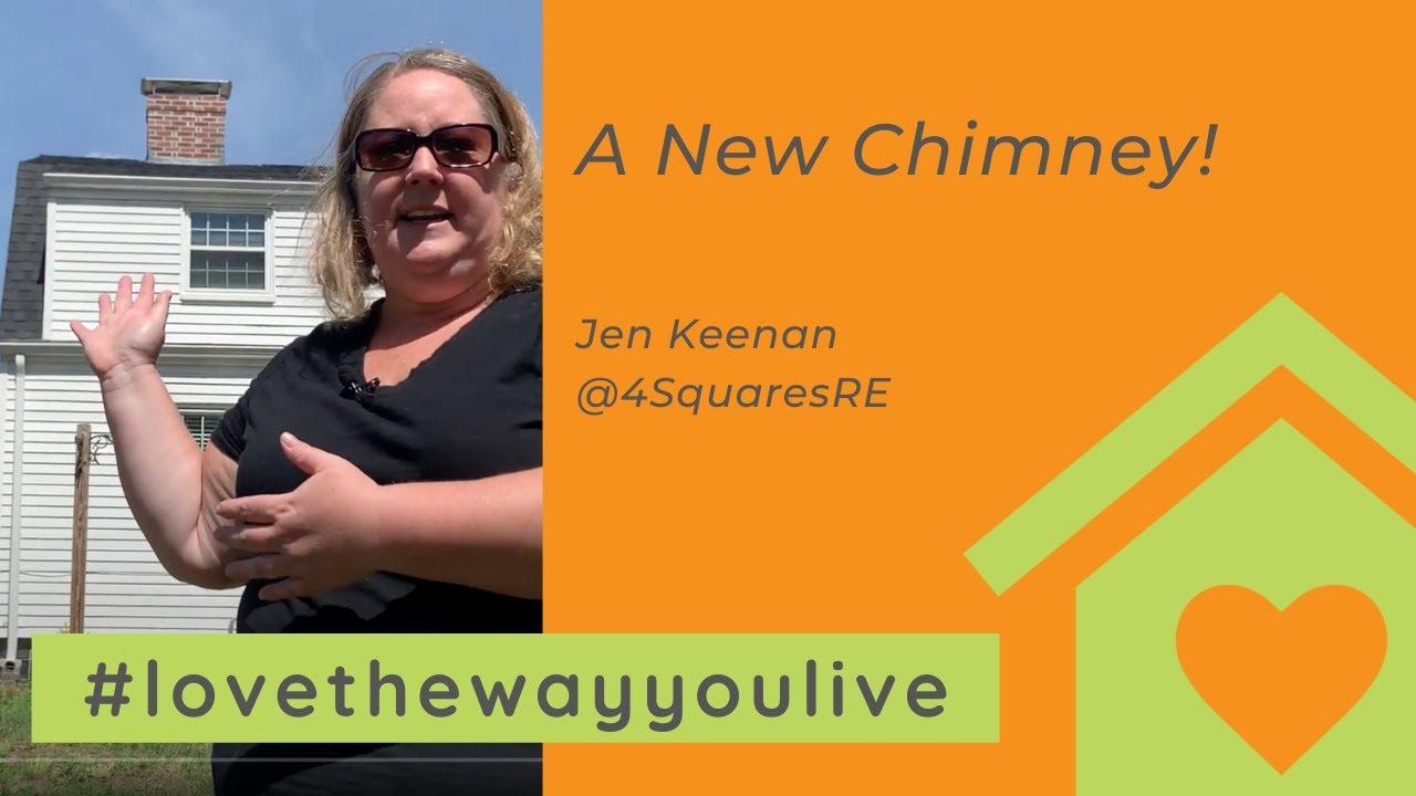 New Chimney, New Flue!