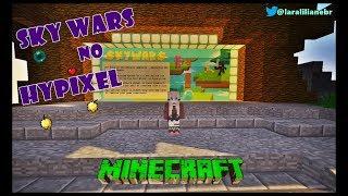 Minecraft: SKYWARS MODO INSANO SOLO NO HYPIXEL