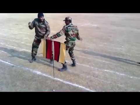 Full enjoy time Bhojpuri song dance Indian Army