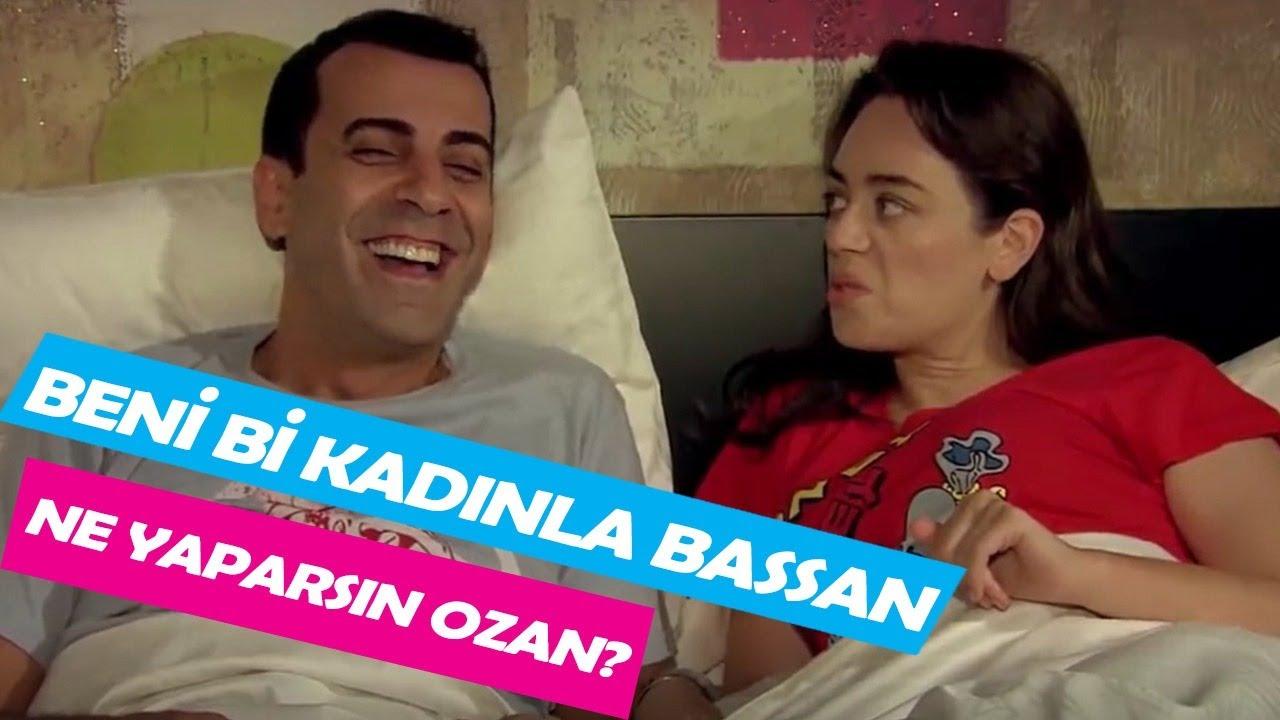 Beni Bi Kadınla Bassan Ne Yaparsın Ozan? | 1 Kadın 1 Erkek