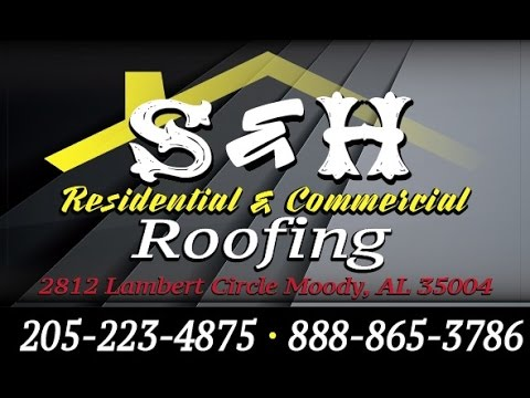 Re Roofing Jobs Birmingham, AL Tear Off 205-223-4875