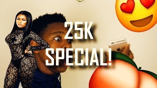 WHAT AFRICAN MEN LOOK FOR IN A WOMAN || 25K SPECIAL Q&A