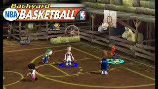 Backyard Basketball ... (PS2)