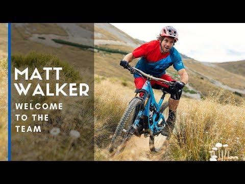 Matt Walker Joins Pivot Factory Racing