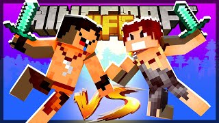 VIDA VS APUH BATALHA PRIMAL! Minecraft UFC Final