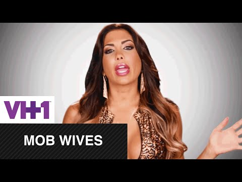 Mob Wives | Rooftop Party Drama | VH1