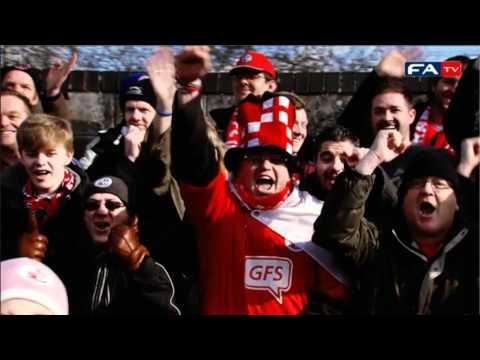 Best goals of the round - FATV   FA Cup 5th Round Proper 2012