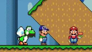 Telltale Games' Super Mario Bros.