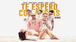 Pacho El Antifeka Ft. Baby Rasta y Gringo, Juhn Y Juanka – Te Espero Con Ansias (Official Remix)