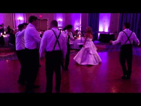 Larson Wedding - Man's World