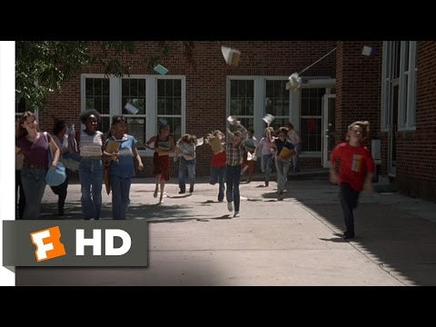 Dazed and Confused (4/12) Movie CLIP - School's Out for Summer (1993) HD