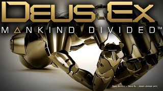 Augmented Future Open Bionics Trailer - Deus EX: Mankind Divided