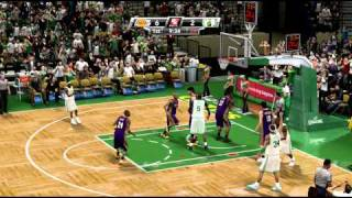 NBA 2K9 PC Pure Fraps 1080p HD Test