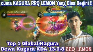 Cuma KAGURA RRQ LEMON Yang Bisa Begini | Kagura RRQ Lemon PERFECT Gameplay | Ranked Match thumbnail